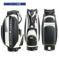 キャディバッグ トミー ヒルフィガー THMG7SC1 メンズ レディース ゴルフバッグ