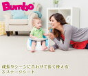 バンボ ベビーチェア マルチシート Bumbo テーブルの付いたバンボ ティーレックス 日本正規品 2