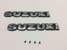 SUZUKIエンブレムGSX400Eザリ(シルバー)
