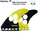 【楽天市場】FUTURES FIN AM2 Honeycomb フューチャーフィンFUTURE FIN AM2 Lサイズフューチャーフィン3本セットサーフィン サーフボード サーフギア:TRICKY WORLD OSAKA