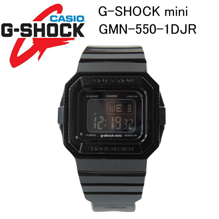 腕時計, メンズ腕時計 G-SHOCK miniG CASIO GMN-550-1DJR