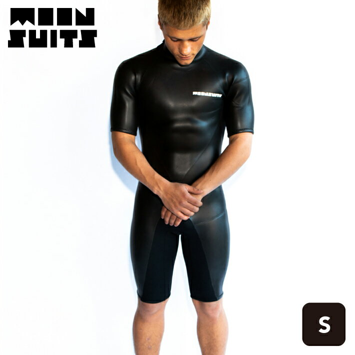 ウェットスーツ, メンズウェットスーツ MOON SUITS SS 2mm Moon Wetsuits Joel Tudor