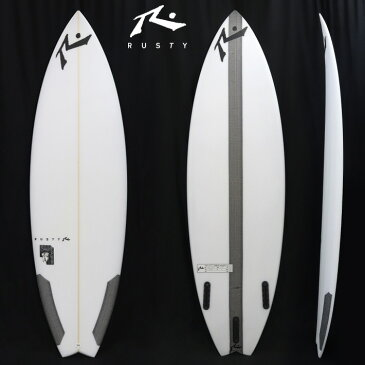 "RUSTY SURFBOARDS ラスティ サーフボード Sweet Tooth 5'11"" Rusty Preisenderfer 送料無料"