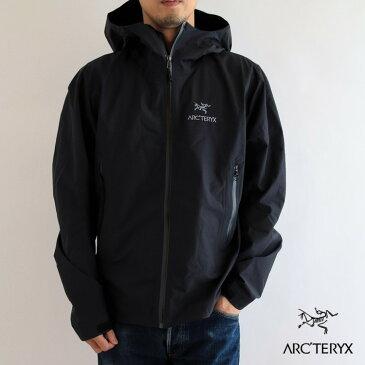 【18秋冬】【国内正規品】ARC'TERYX(アークテリクス) Beta SL Jacket (ベータSLジャケット) Mens BLACK ブラック【バードエイド対象】