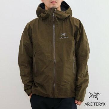 【国内正規品】ARC'TERYX(アークテリクス) Beta SL Jacket(ベータSLジャケット) Mens Dark Moss ダークモス【バードエイド対象】