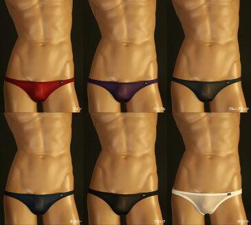 【30%OFF】ClearSkin FLAT STYLE BASIC T-BACK BIKINI メンズ Tバック 下着 パンツ アンダーウェア【TM collection】