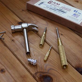 ハンマーマルチツールドライバーセット工具セット日曜大工DIY工具ツールセットGAMHammersAndScrewDrivers