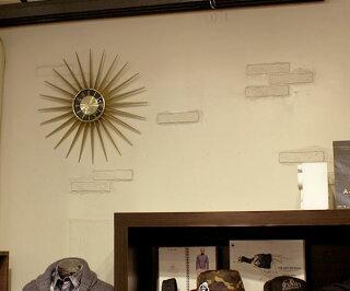 EmitsTimeエミッツタイムミッドセンチュリー時計壁掛け掛け時計おしゃれアンティーク壁掛け時計レトロ