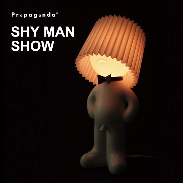 ライト・照明器具, フロアスタンド・ランプ  PROPAGANDA SHY MAN SHOW