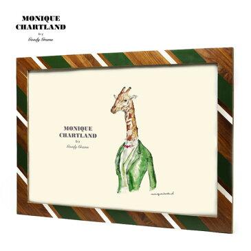 木製 フォトフレーム 壁掛け A2 大きめ アンティーク 木製 おしゃれ クリスマスプレゼント インテリア雑貨 写真立て レトロ プレゼント ギフト 贈り物 Goody Grams PHOTO FRAME-OAR L 送料無料