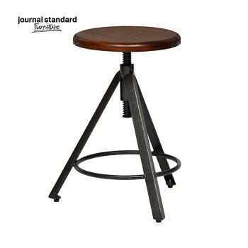 journalstandardFurnitureジャーナルスタンダードファニチャーCHINONSTOOLシノンスツールウッドシート座面昇降送料無料