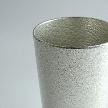 能作(のうさく)ビアカップ-Sタンブラービアグラス錫