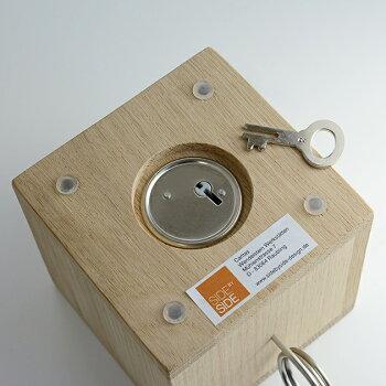 SIDEBYSIDE(サイドバイサイド)貯金箱PiggyBankFritz