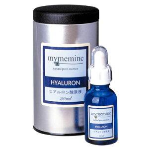 みずみずしいお肌のために美容原液マイミーマイン ヒアルロン酸原液