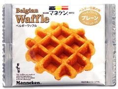 【マネケン】ベルギーワッフル 30個入り プレーンタイプ 条件付き送料無料!!  【smtb-…