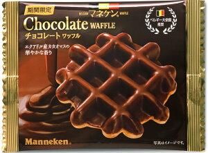 チョコレート ワッフル
