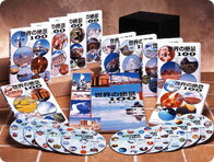 世界の絶景100 DVD全10巻【smtb-S】【送料無料】