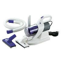 掃除機 ハンディ サイクロン Twinbird[ツインバード] 毛トラッシュ ACハンディクリーナー HC-E246W 掃除機 ペット コンパクト 抜け毛掃除