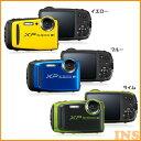 防水カメラ XP120YW デジタルカメラ カメラ 写真 防水 フジフイルム イエロー・ブルー・ライ...