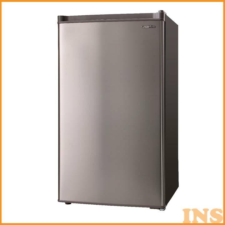 冷凍庫 1ドア冷凍庫 60L シルバー  冷凍庫 冷凍食品 食品保存   【D】