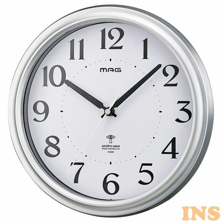 置き時計・掛け時計, 置き掛け兼用時計  MAG W-649-SM-Z DB