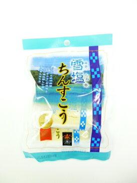 【沖縄お土産】【石垣島お土産】南風堂 雪塩ちんすこう ミニ袋 6個(2個×3袋)入り