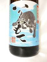 【請福酒造所】いりおもて30度1800ml(一升瓶)