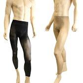 メンズパンスト 男性用ストッキング パンスト 男性用タイツ レギンスタイプ 厚手の80デニール メンズストッキング メンズランジェリー メンズタイツ