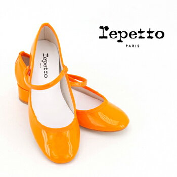 repetto(レペット)『Mary-Jane Rose(メリージェーンローズ)』
