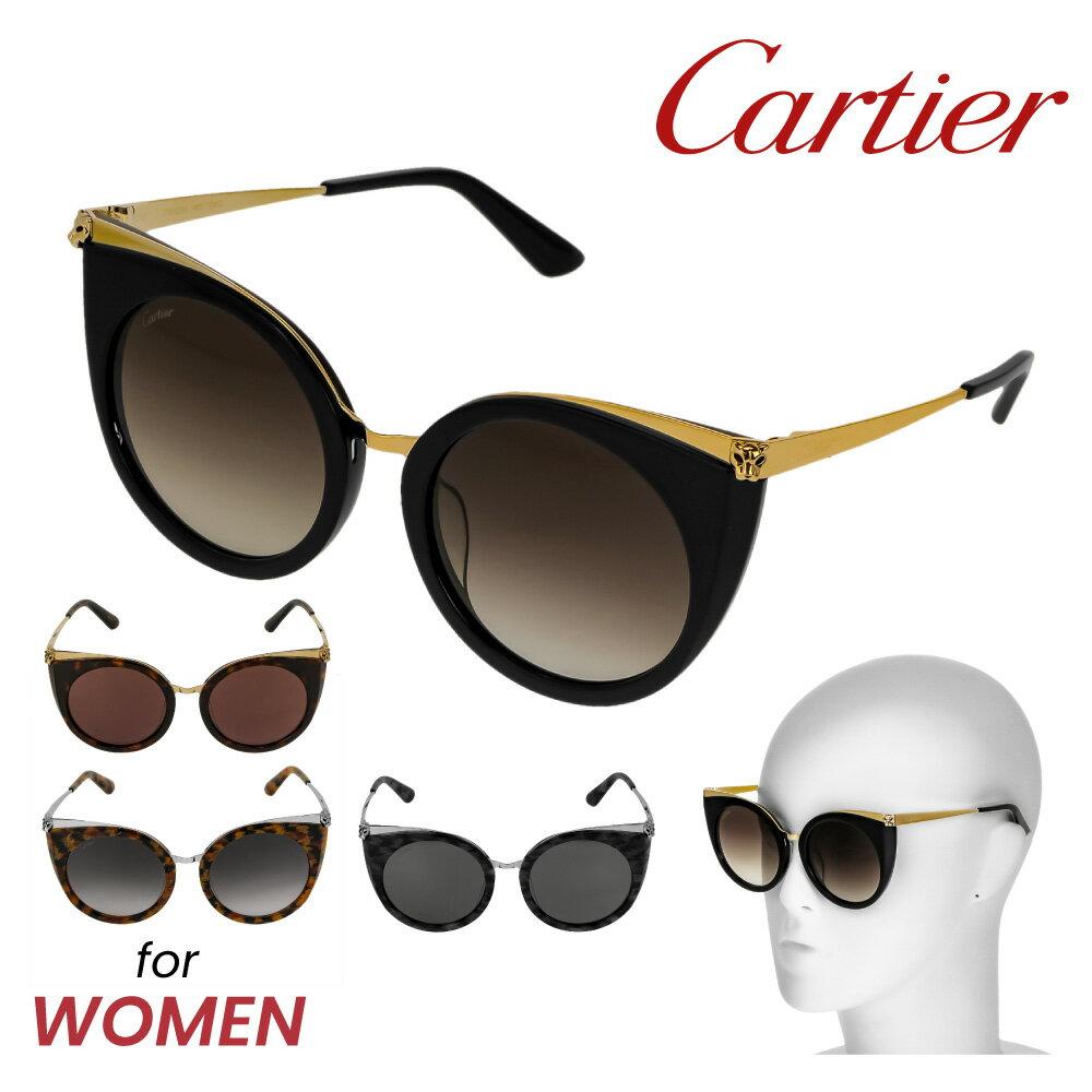 眼鏡・サングラス, サングラス 2,500OFF Cartier CT0122SA