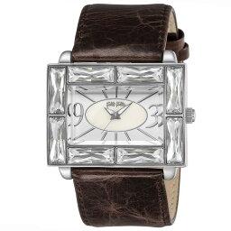フォリフォリ Folli Follie レディース 時計 腕時計 クォ−ツ シルバー WF7A006SPS-BR
