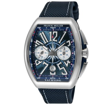 業界最安挑戦! フランクミュラー FRANCK MULLER ヴァンガード メンズ 時計 腕時計 V45CCDT-YACHT-CH 新品 フランクミューラー フランク ミュラー ブランド とけい ウォッチ