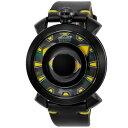 ガガミラノ GAGA MILANO MANUALE 48MM メンズ 時計 腕時計 スイス製 ガガ ミラノ 自動巻 マルチカラー 9092.02