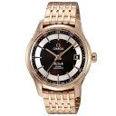 オメガ OMEGA デ・ヴィル メンズ 時計 腕時計 OMS-43160412113001 高級腕時計 ブランド スイス とけい ウォッチ 新品 PURE GOLD WATCH 金無垢