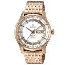 オメガ OMEGA デ・ヴィル メンズ 時計 腕時計 OMS-43160412202001 高級腕時計 ブランド スイス とけい ウォッチ 新品 PURE GOLD WATCH 金無垢