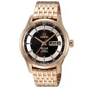 オメガ OMEGA デ・ヴィル メンズ 時計 腕時計 OMS-43160412213001 高級腕時計 ブランド スイス とけい ウォッチ 新品 PURE GOLD WATCH 金無垢