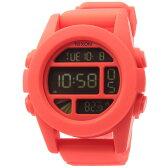ニクソン NIXON UNIT ユニセックス 時計 腕時計 NX-A1971156 ユニット【カジュアル スケーター ストリート ファッション ブランド アメリカ】 【とけい ウォッチ】