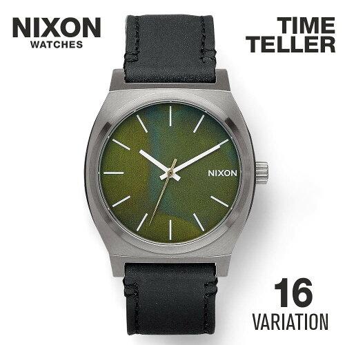 ニクソン タイムテラー NIXON TIME TELLER ユニセックス 時計 腕時計 【カジュアル ストリート フ...