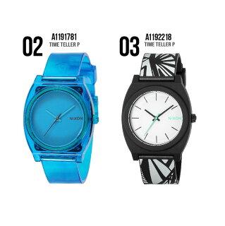 ニクソンNIXONTIMETELLERユニセックス時計腕時計-【カジュアルスケーターストリートファッションブランドアメリカ】とけいウォッチ