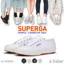 スペルガ SUPERGA スニーカー 2750 LAMEW S001820 レディース 全4色 シューズ キャンバス ク