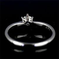 プラチナ900婚約指輪用空枠ティーファニー爪タイプ0.2カラットダイヤモンド用【プラチナ900】【送料無料】【diar】