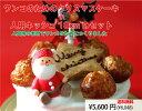 ワンコ(犬用)クリスマスケーキと選べるキッシュ18cmのセッ...