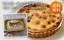 パティシェの手作り・人間用の素材を使用、ワンコ(犬用)ケーキ(スクエア大)とベリーベリー(人間...