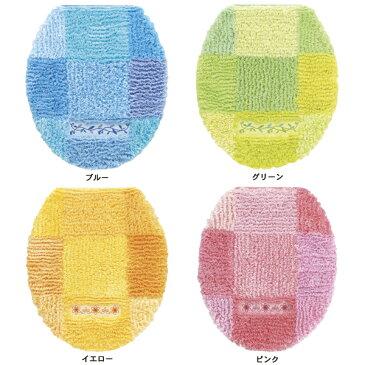 (SALE)コルコンD トイレフタカバー(普通型)カラーデコール ウチノ タオル【内野タオル】 ギフト対応