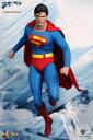 クリストファー・リーブ演じるスーパーマン 1/6フィギュア【ホットトイズ】MM#152『スーパーマ...