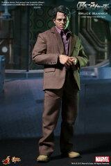 映画『アベンジャーズ』マーク・ラファロ演じるブルース・バナー【ホットトイズ】MM#229『アベ...