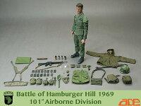 【ACE】BattleofHamburger-101stAirborneDivision(Item#13023)ベトナム戦争ハンバーガーヒルの戦いアメリカ陸軍第101空挺師団1/6スケールフィギュア