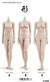 【XING】ST92001 SunTan 1.0 Super flexible female body(Steel skeleton) 形 1/6スケール ハーフシームレス女性ボディフィギュア サンタン