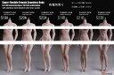【TBLeague】female super flexible seamless body S18A S19B S20A S21B S22A S23B TBリーグ 1/6スケール シームレス女性ボディ (ヘッドなし)