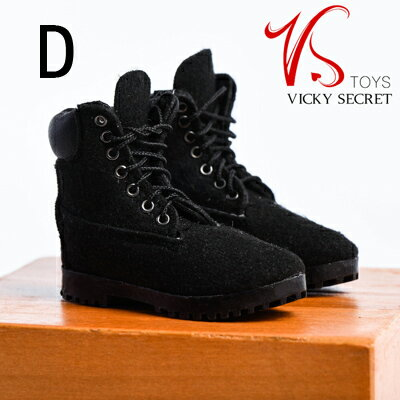 VSTOYS 1//6 18XG022 Men/'s hiking boots shoes for action figure toys